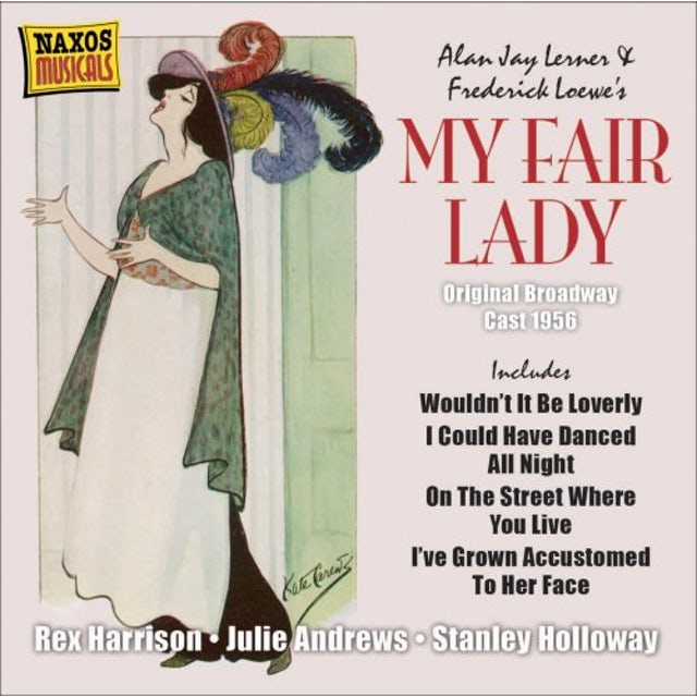 Frederick Loewe MY FAIR LADY CD