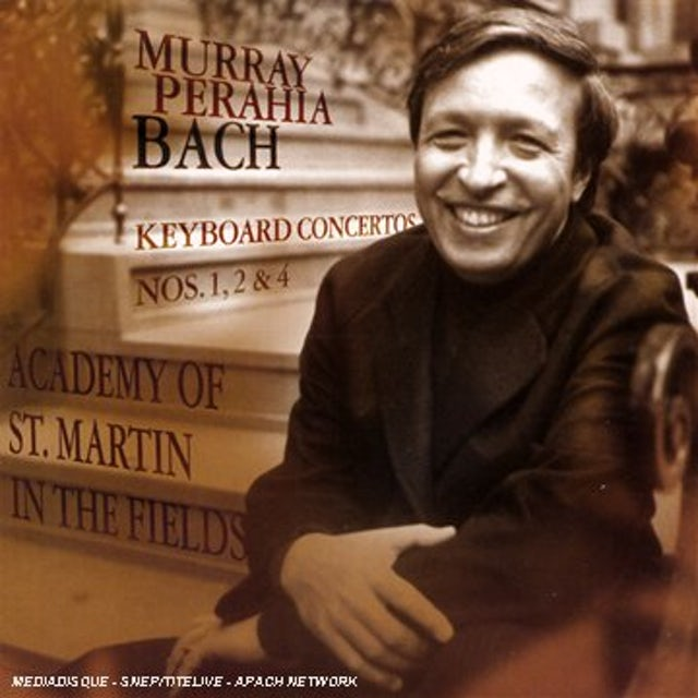 J.S. Bach KBD CONS VOL. 1/2/4 CD