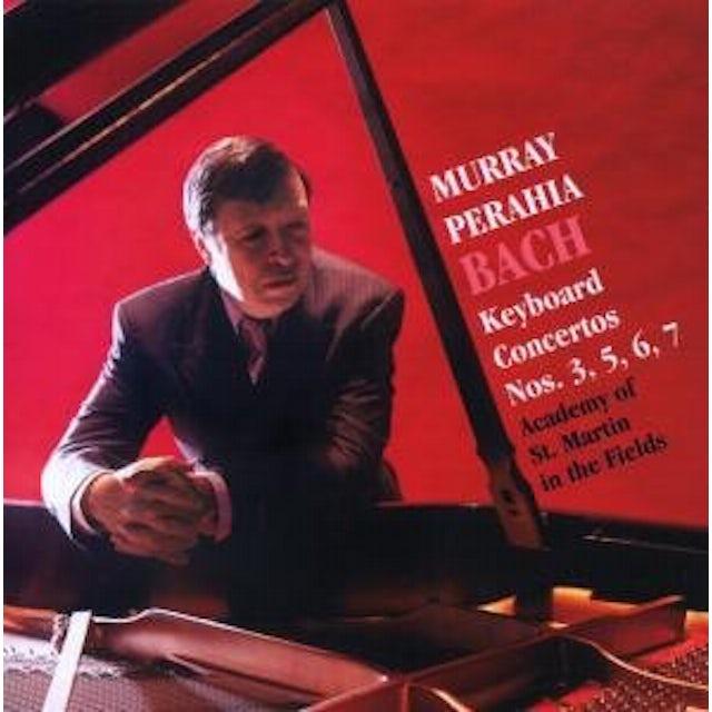 J.S. Bach KBD CONS VOL. 3/5/7 CD