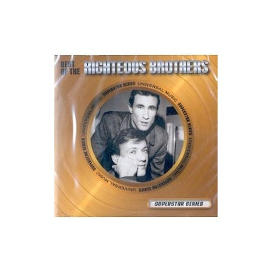 Righteous Brothers BEST OF-SUPERSTAR SERIES CD