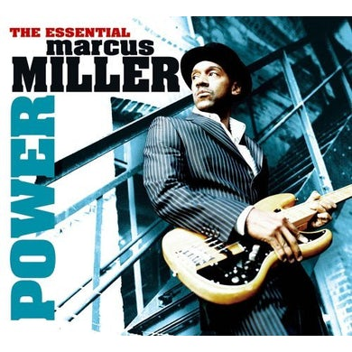 Marcus Miller POWER-ESSENTIAL OF MARCUS CD