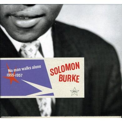 Solomon Burke NO MAN WALKS ALONE CD