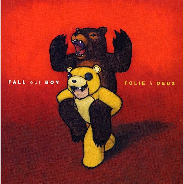 Fall Out Boy FOLIE A DEUX CD