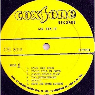 Winston Francis MR. FIX IT Vinyl Record