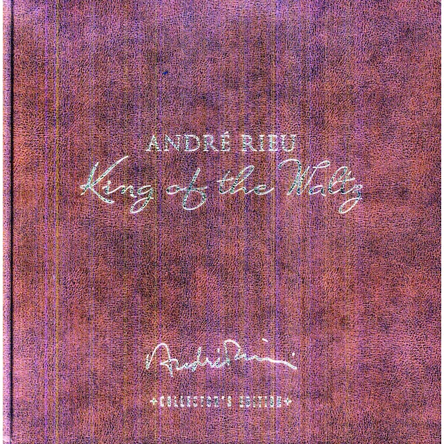 Andre Rieu KING OF WALTZ NL.LTD.ED. CD