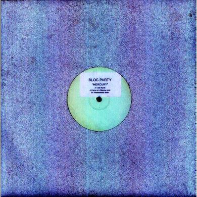 Bloc Party MERCURY-REMIXES Vinyl Record - Sweden Release