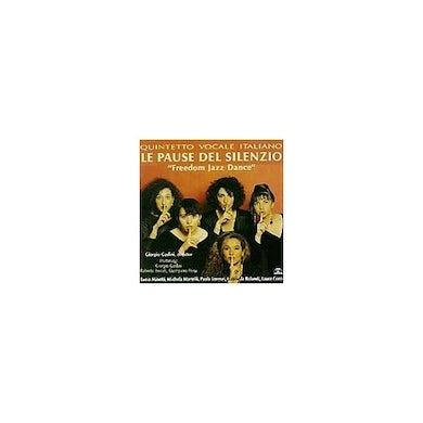 Giorgio Gaslini LE PAUSE DEL SILENZIO-FREEDOM JAZZ DANCE CD