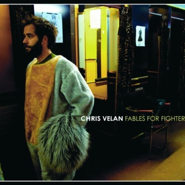 Chris Velan FABLES FOR FIGHTERS CD
