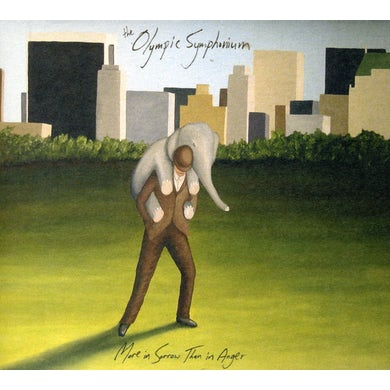 Olympic Symphonium MORE IN SORRY THAN IN ANGER CD