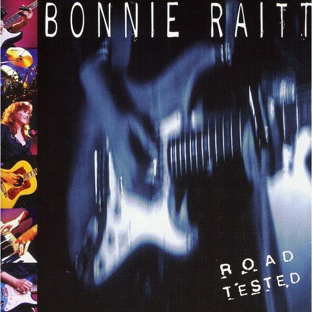 Bonnie Raitt ROAD TESTED-LIVE CD