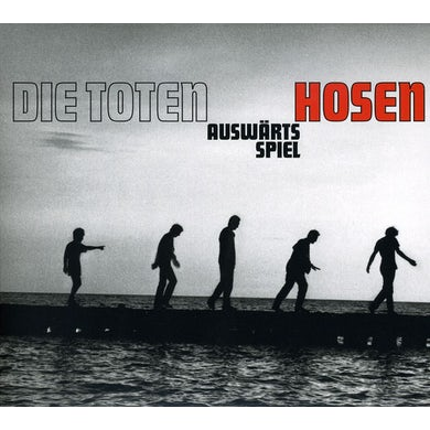 Die Toten Hosen AUSWARTSSPIEL CD