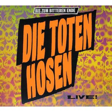 Die Toten Hosen BIS ZUM BITTEREN ENDE-LIVE! CD