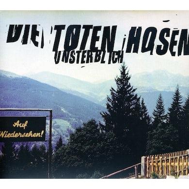 Die Toten Hosen UNSTERBLICH CD