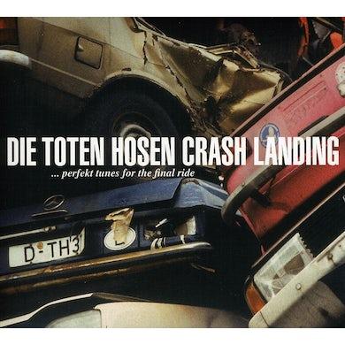Die Toten Hosen CRASH LANDING CD
