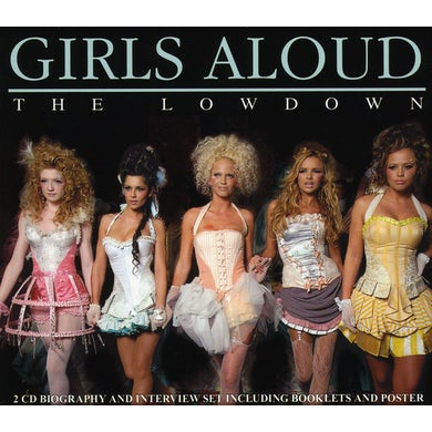 Girls Aloud LOWDOWN CD