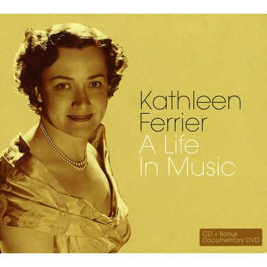 KATHLEEN FERRIER-A LIFE IN MUSIC CD