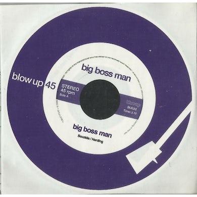 Big Boss Man Vinyl Record