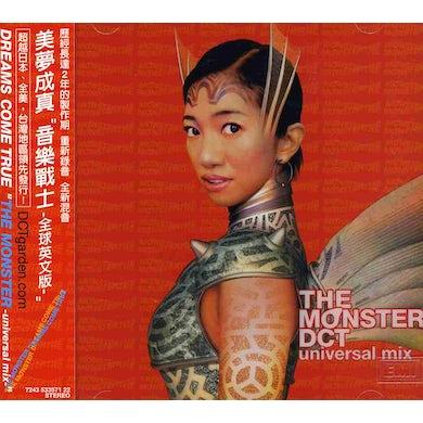 DREAMS COME TRUE MONSTER-UNIVERSAL MIX CD