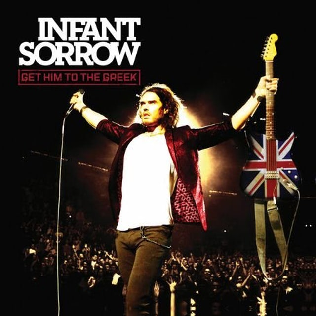 Infant Sorrow GET HIM TO THE GREEK CD