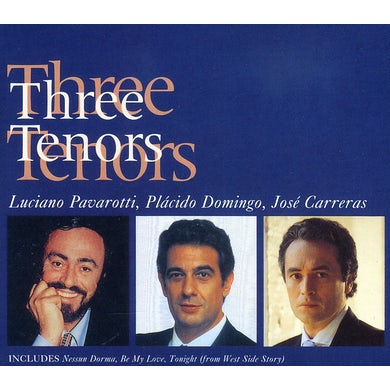 THREE TENORS CD