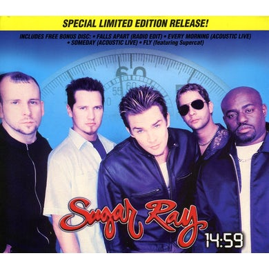 Sugar Ray 14:59 CD