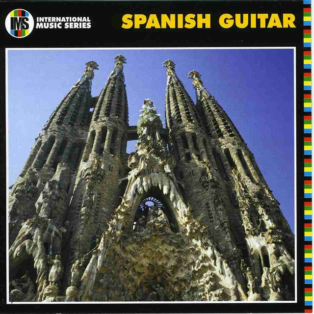 Spanish Guitar CD