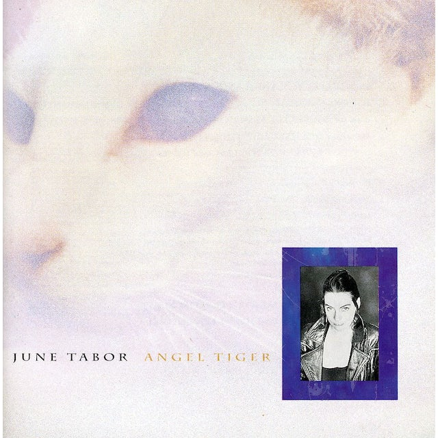 June Tabor ANGEL TIGER CD