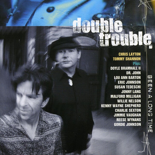 Double Trouble BEEN A LONG TIME CD
