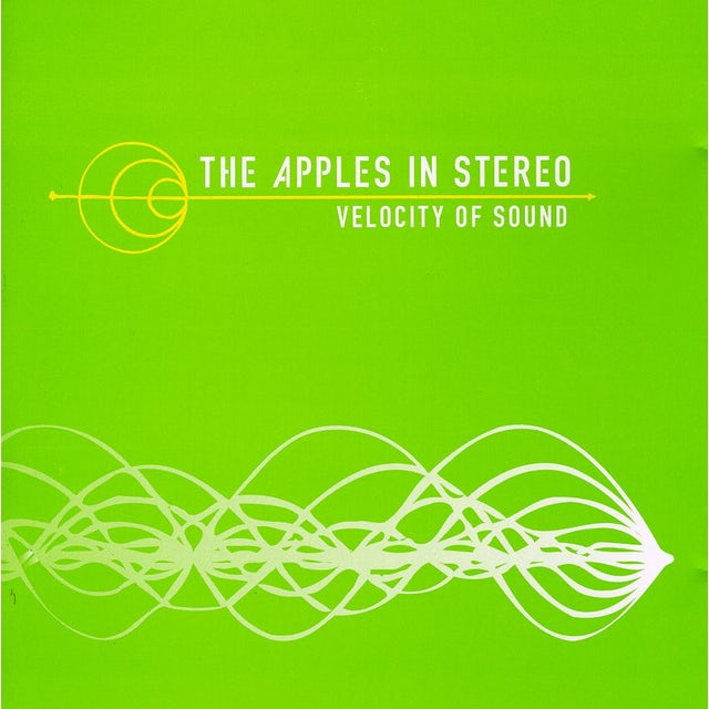 The Apples In Stereo VELOCITY OF SOUND CD