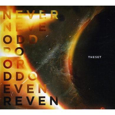 SET NEVERODDOREVEN CD