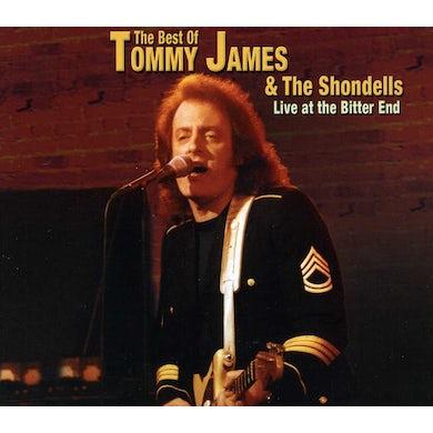 Tommy James BEST OF (LIVE) CD