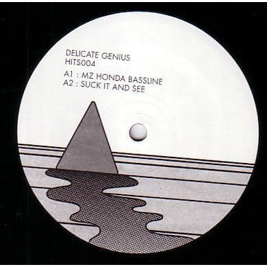 DELICATE GENIUS Vinyl Record