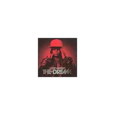 The-Dream LOVE VERSUS MONEY (UK VERSION) CD