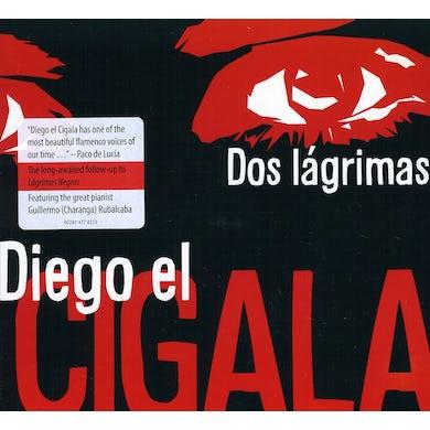 Diego El Cigala DOS LAGRIMAS CD