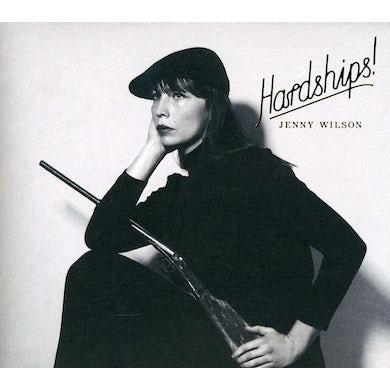 Jenny Wilson HARDSHIPS! CD