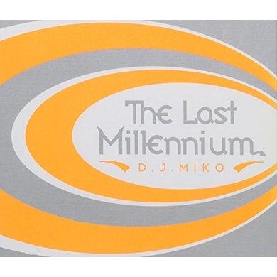 DJ Miko LAST MILLENNIUM CD