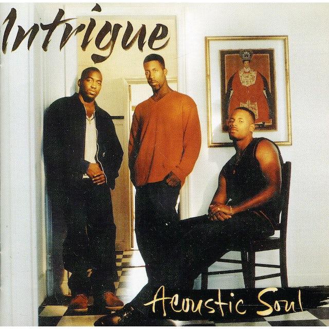 Intrigue ACOUSTIC SOUL CD