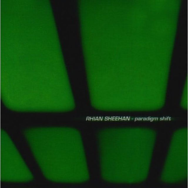 Rhian Sheehan PARADIGM SHIFT CD