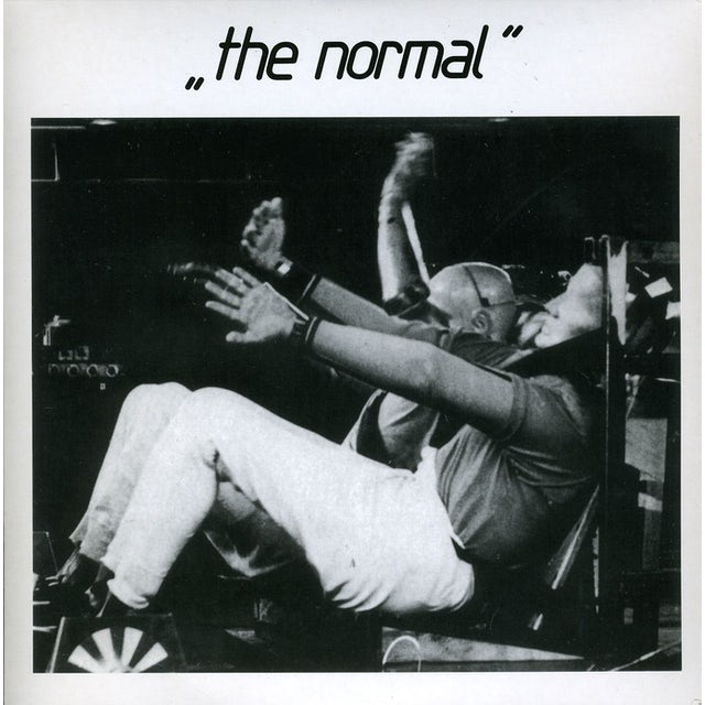 Normal WARM LEATHERETTE/T.V.O.D. Vinyl Record - UK Release