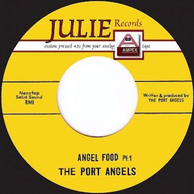 Port Angels ANGEL FOOD Vinyl Record