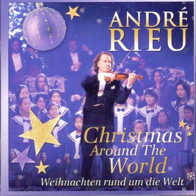 Andre Rieu WEIHNACHTEN RUND UM DIE WELT CD