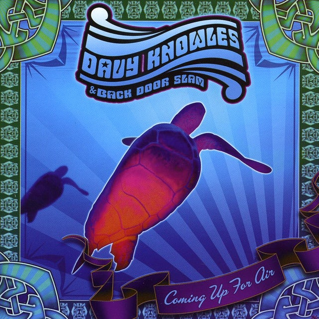 Davy Knowles & Back Door Slam COMING UP FOR AIR CD