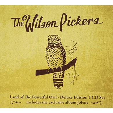 WILSON PICKERS LAND OF THE POWERFUL OWL CD