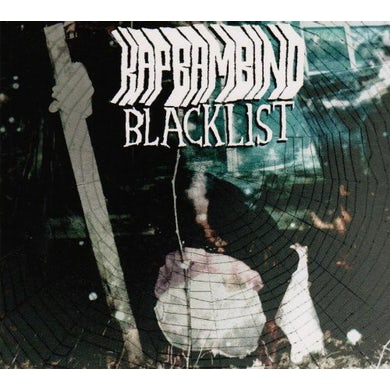 Kap Bambino BLACKLIST CD