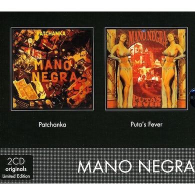 Mano Negra PATCHANKA / PUTA'S FEVER CD