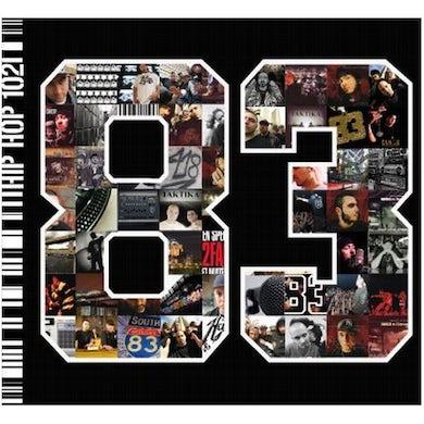 83 HIP HOP 102 CD