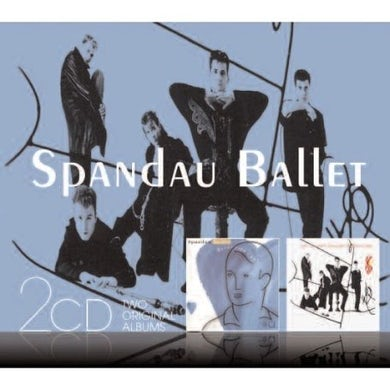 Spandau Ballet HEART LIKE A SKY/THROUGH THE BARRICADES CD