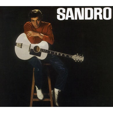 SANDRO Y LOS DE FUEGO-DIGIPACK CD