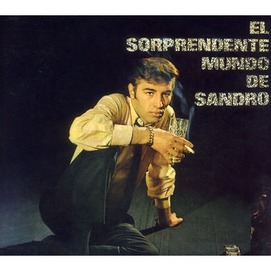 EL SORPRENDENTE MUNDO DE SANDRO-DIGIPACK CD