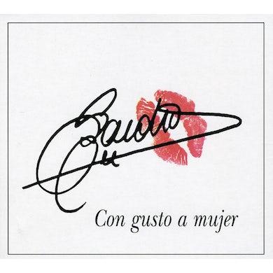 Sandro CON GUSTO A MUJER-DIGIPACK CD